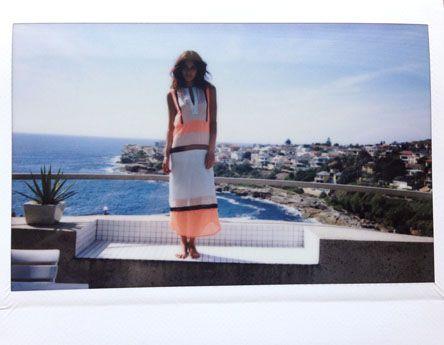 shona joy sound of light maxi dress $280 - www.threadsandstyle.com.au