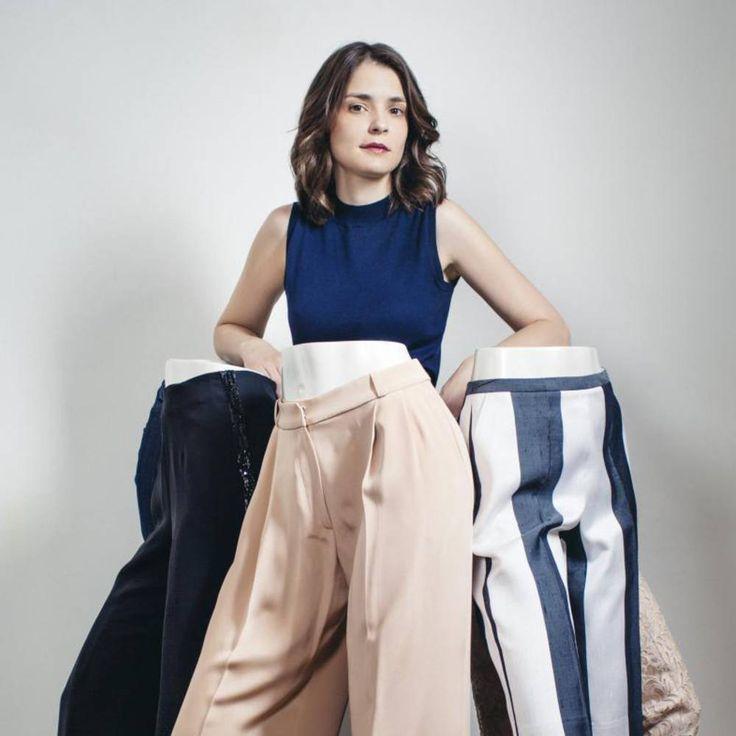 Philippine Janssens, reine du pantalon