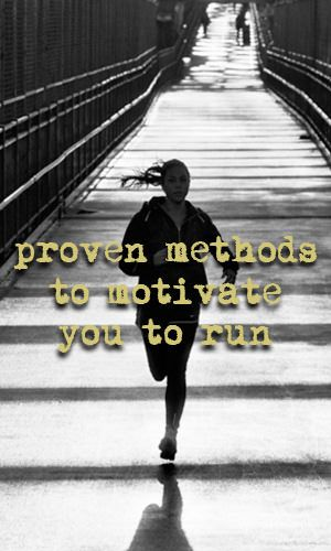 If you're struggling with motivation to run, here are a list of methods…