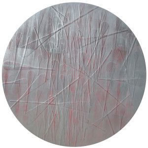 """""""Silver Tondo 2014"""" by Luise Fong"""