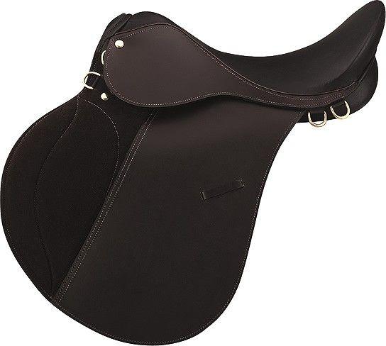 "Silla Inglesa Norton '""Lujo Haflinger"" Cuero Búfalo. Silla inglesa mixta de cuero liso de búfalo. #equitación #caballos #sillasmontar #jinete #greenstyle #equestrian #equipocaballo"