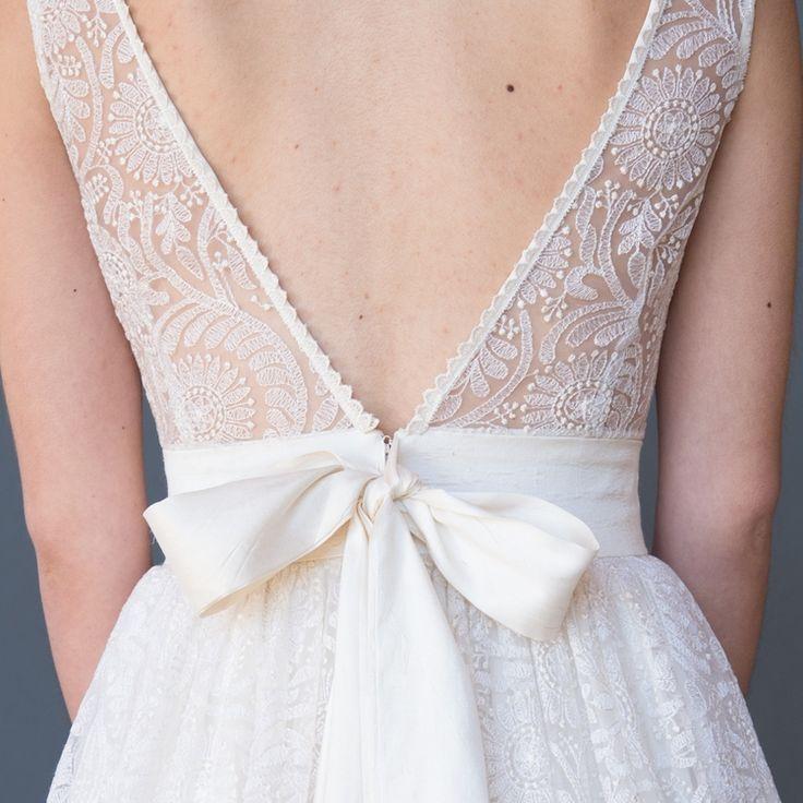 Meet Celia Grace: The First Fair Trade Wedding Dress Line   A Practical Wedding