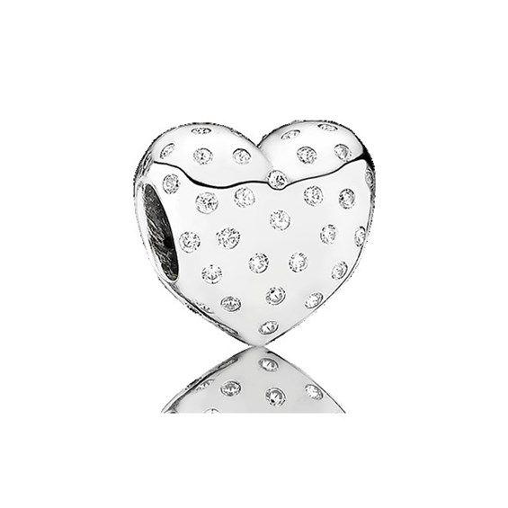 Pandora 791241cz Sparkle Of Love Charm