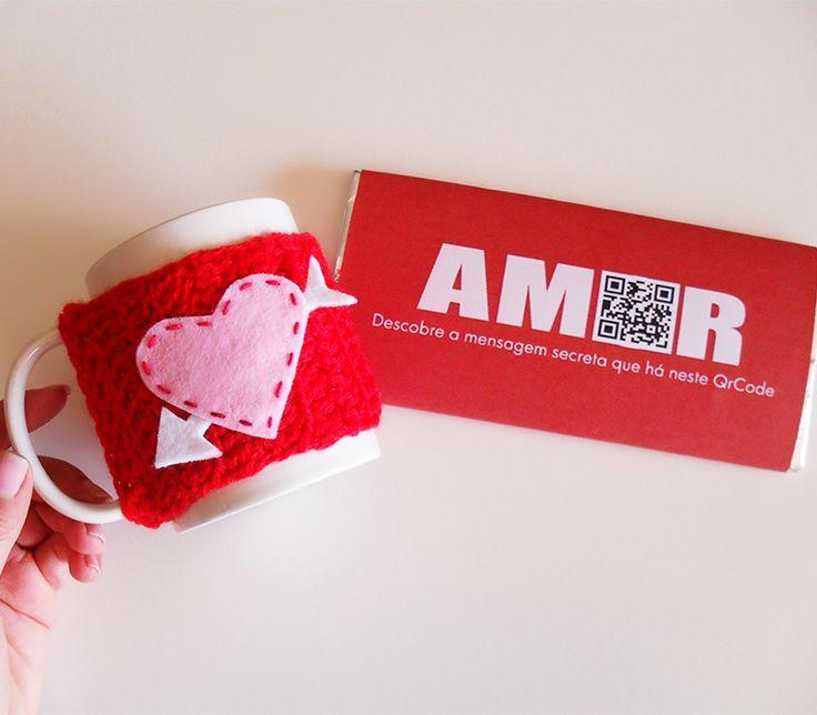 Sugestões Dia dos Namorados | Muggie Cupido + Chocolate Personalizado