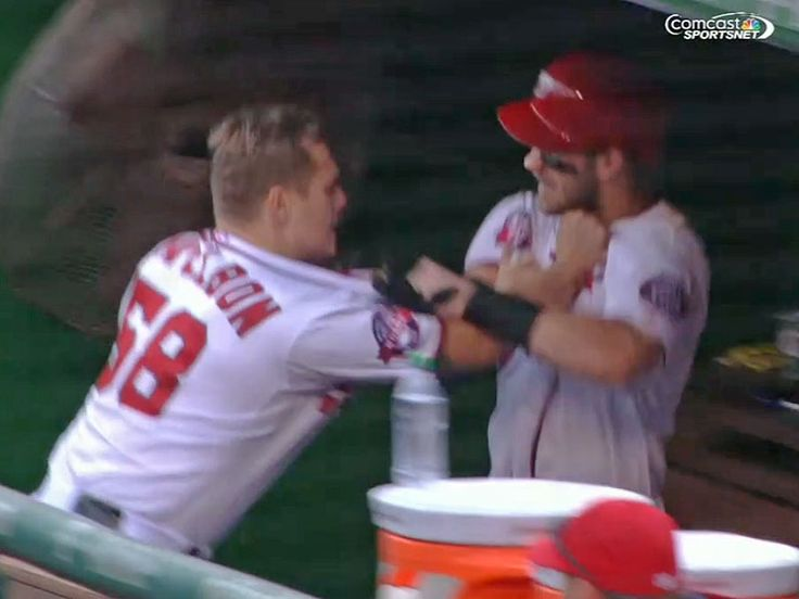 VIDEO: Washington Nationals Pitcher Chokes Teammate in Dugout Brawl| ESPN, News, Sports, Around the Web