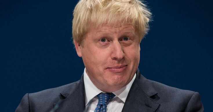 All Boris Johnson had to do was not do something stupid like call Africa a country. He failed