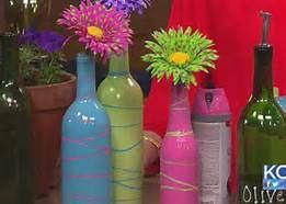 Empty Wine Bottle Crafts - Bing Images