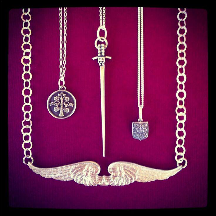 Old world charm. Original artisan jewellery.