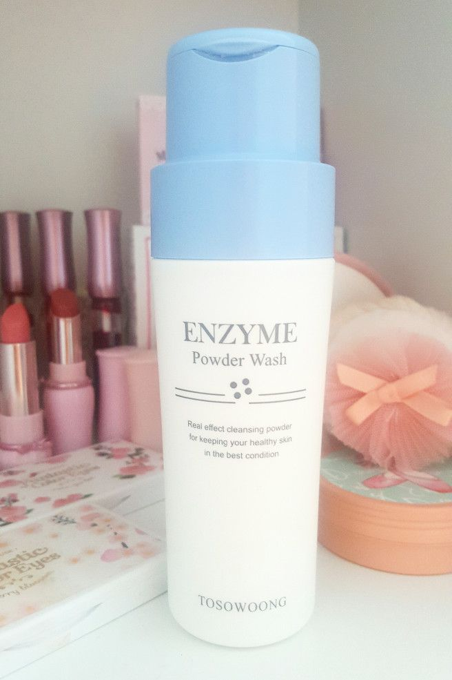 TOSOOWONG ENZYME POWDER WASH REVIEW