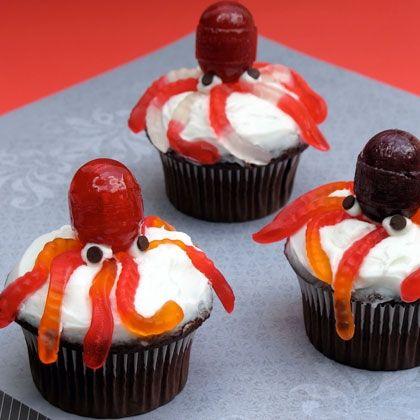 Top Disney Cupcake Recipes ~ choose from 45 Disney Inspired Cupcakes