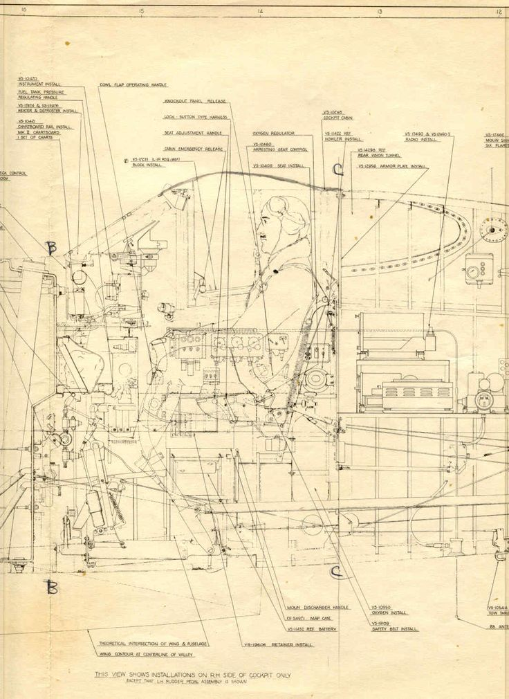 151 best blueprint images on pinterest aircraft aeroplane and f4u 1 corsair construction drawings needed ww2aircraft forums malvernweather Choice Image