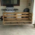 """I wanted to create something unique for my wife for her birthday and being married for over 20 years it was hard to decide what to make her. I ended up at a local swap meet and a vendor was selling porch swings for $133.00 each. These swings appeared to be cheaply made. Being that<a href=""""http://www.diybullseye.com/create-a-country-pallet-porch-swing/"""" title=""""Read more"""" >...</a>"""