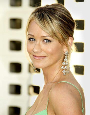 Christine Taylor....Played Marcia Brady in the 1995 movie The Brady Bunch Movie.