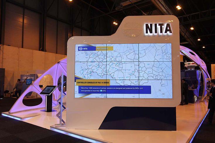 NITA | 2016 | #exhibition #messe #stand #stands #booth #event #exhibit #design #infinityconst #studio #dega #studiodega