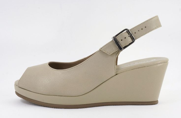 Froggie Medium Heel Ice Handmade Genuine Leather Wedge Sandal R 999. Handcrafted in Durban, South Africa. Code: 10715.101-015 See online shopping for sizes. Shop for Froggie online https://www.thewhatnotshoes.co.za/ Free delivery within South Africa