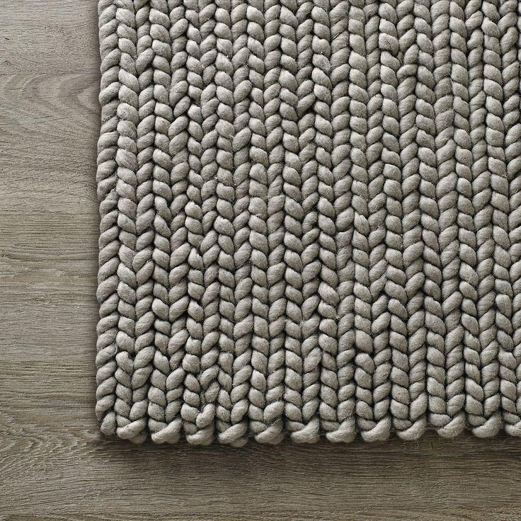 Braided Wool Rug   The White Company