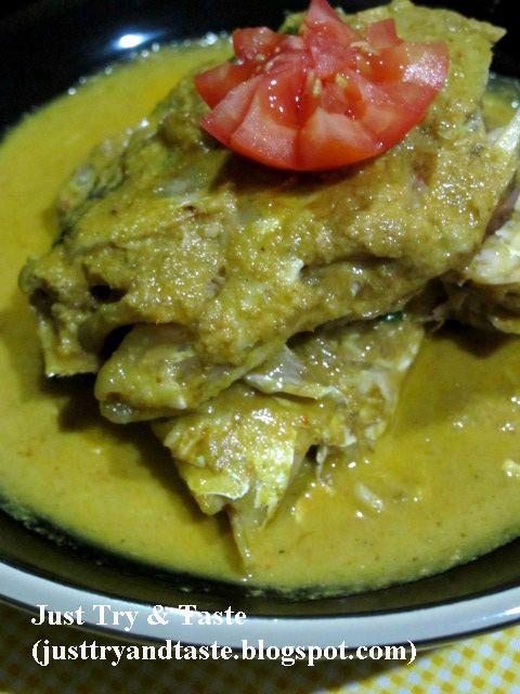 Gulai Kepala Ikan | Just Try & Taste