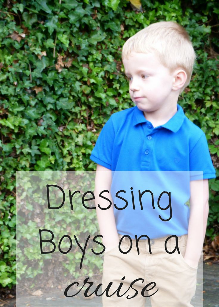 How I am dressing my boys for a formal dinner on our P&O Cruise this Christmas