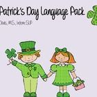 This St. Patrick's Day language themed pack includes the following: fact/opinion, cause/effect, synonyms/antonyms, and categories!