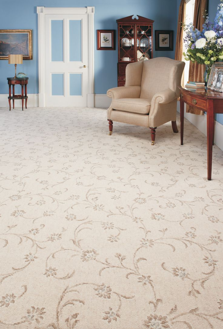 Pattern Carpet Botanical Wonder From Axminster Carpets