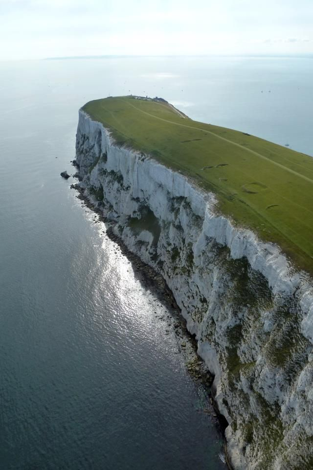 Day trip to Portsmouth & Isle of Wight with UK Study Tours Tennyson Downs, Isle of Wight.