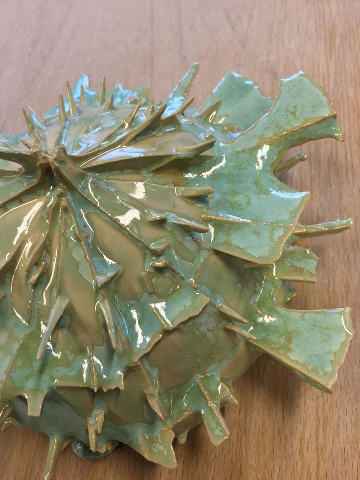 Studie Keramiek en Glazuur - Ceramics