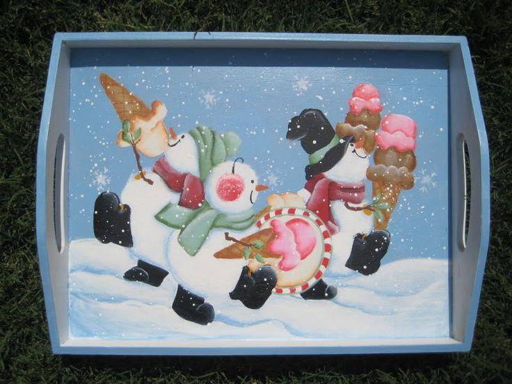 snowmen =)