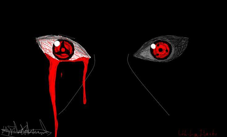 Itachi Uchiha Image - Uchiha Slaughter - Anime Images