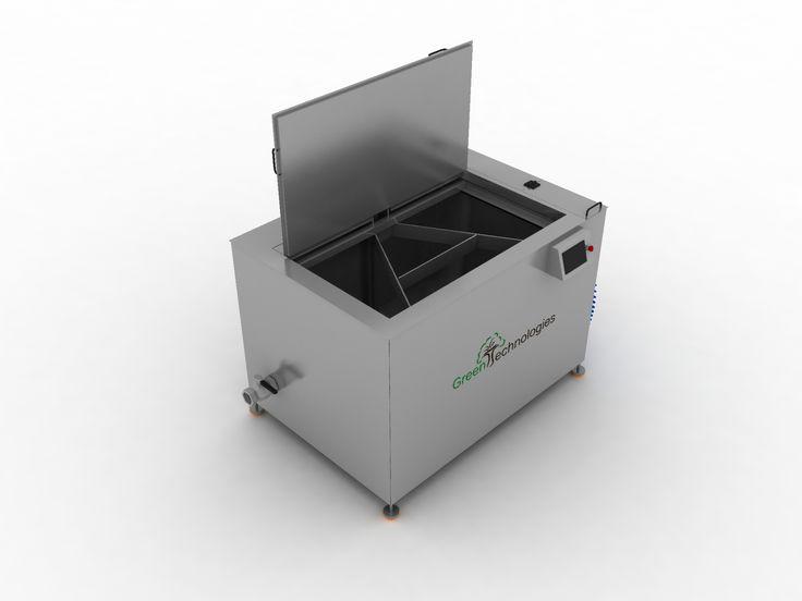 GTS-60 600 Litros 6000 Vatios de Ultrasonidos 9000 Vatios de Calentamiento Medidas Internas: 1250 x 800 x700 Medidas Útiles: 1230 x 660 x 540 Capacidad de carga: 450 Kilos