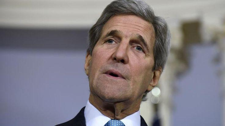 John Kerry accuse Daech de commettre un génocide contre les chrétiens d'Orient Check more at http://info.webissimo.biz/john-kerry-accuse-daech-de-commettre-un-genocide-contre-les-chretiens-dorient/