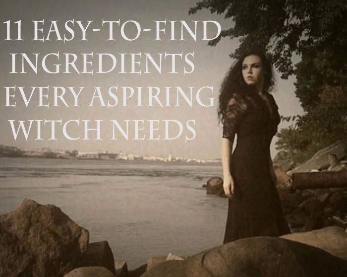 11 Easy-To-Find Ingredients Every Aspiring Witch Needs
