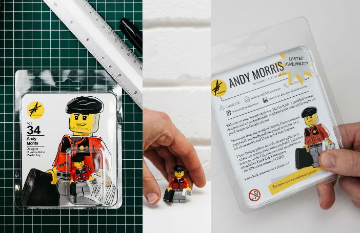 Creatief solliciteren: een LEGO-poppetje als CV om op te vallen tussen de massa