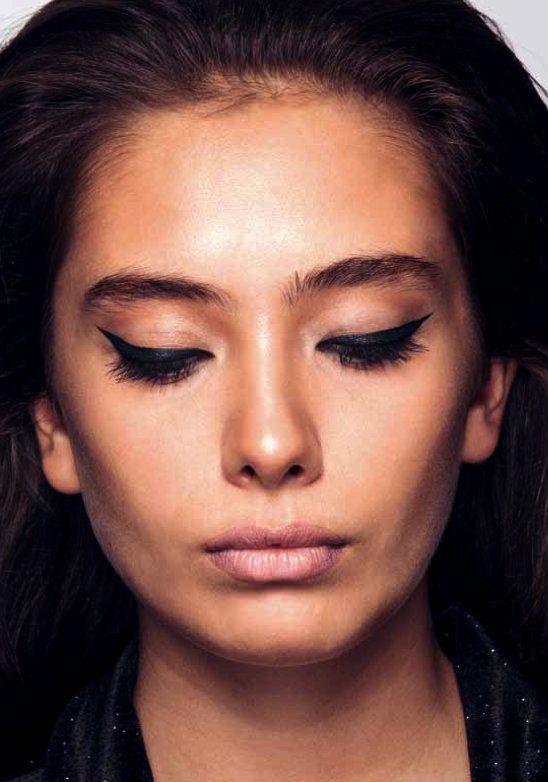 Turkish Actress, Neslihan Atagül . #Makeup #Hair