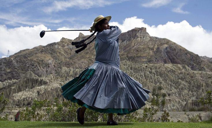 Προορισμοί για extreme golfers!