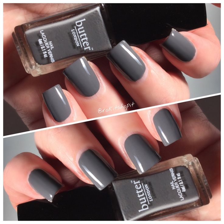 Butter London Nail Lacquer Full Steam Ahead from the Little Gems Holiday Set #nails #beauty #blogger #instagram