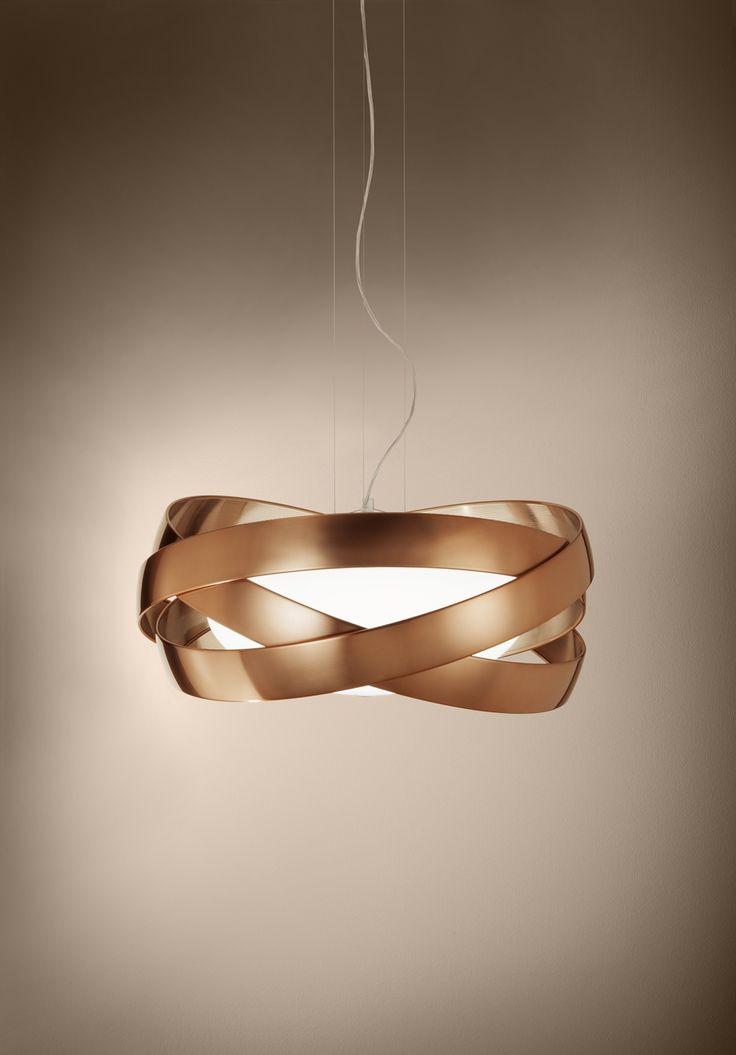 Lámpara anillos
