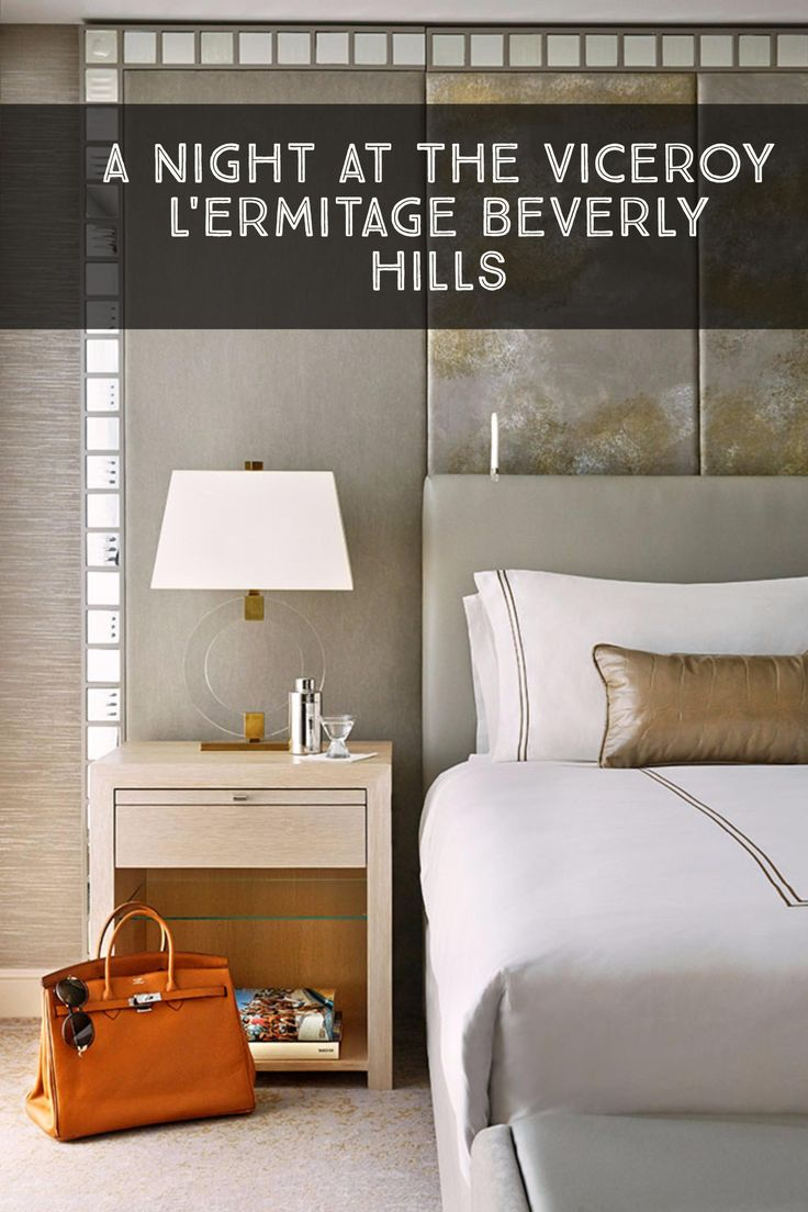 A night at the viceroy lermitage beverly hills magellan luxury hotels