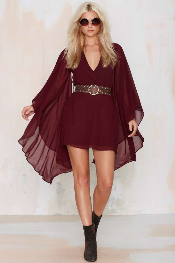 Nasty Gal Bells & Whistles Dress | Shop Clothes at Nasty Gal!