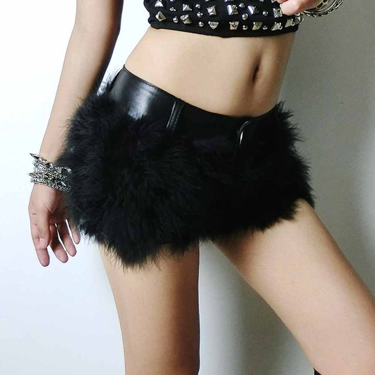 Find More Shorts Information about Autumn Winter Women Sexy Leather Shorts Black Feathers Mini Fur Short Club Wear Micro Disco Short White Korte Broek Women,High Quality leather shorts,China sexy leather shorts Suppliers, Cheap disco short from Spicy Girl Store on Aliexpress.com