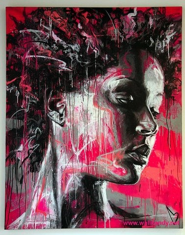 David Walker (London Artist) www.artofdavidwalker.com