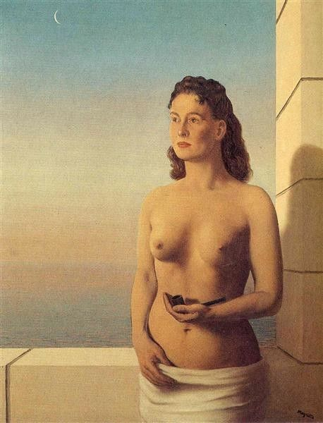 Rene Magritte, Freedom Of Mind, 1948