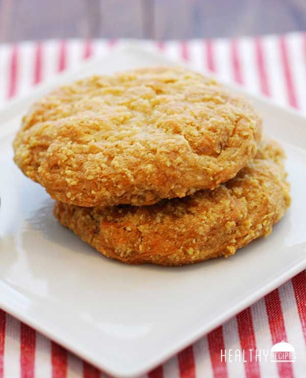 Gluten Free Cheese Biscuits | Healthy Recipes