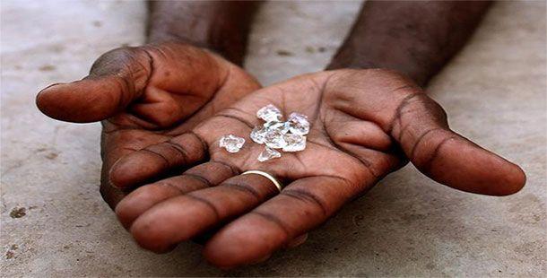 Blood diamond photo essay