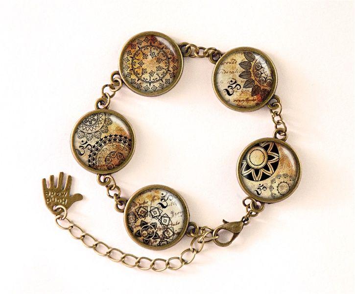 Oriental Bracelet, 0547BB from EgginEgg by DaWanda.com