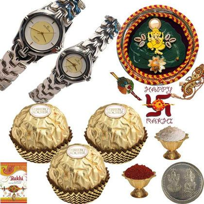 Festival of Rakhi is never complete without sweets. So this Rakhi you can offer a pack of delightful and delicious sweets to your brother. The choice for sweets can be made for any of the sweets variety that your brother loves to eat. This would not only be a Perfect Rakhi gift but will also offer some enjoyable moments among brother while having it together.  http://rakhibazaar.metroblog.com/5_amazing_rakhi_gifts_ideas_to_cheer_up_your_brother_with_a_surprise!