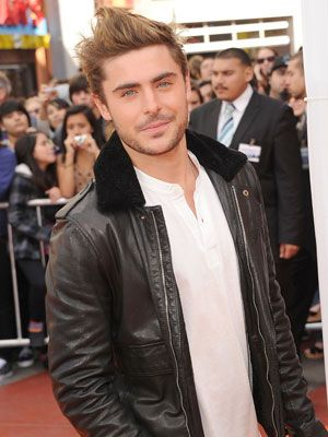 Hottest Guys 2012 - Hot Celebrity Guys - Cosmopolitan, Zac Efron