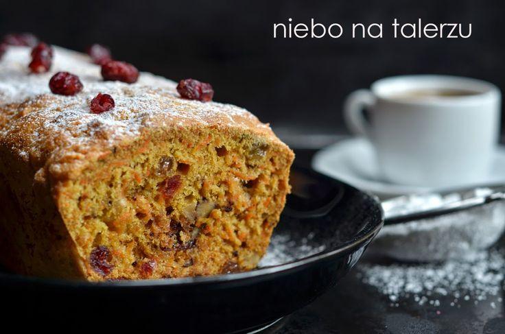 niebo na talerzu: Łatwe ciasto marchewkowe