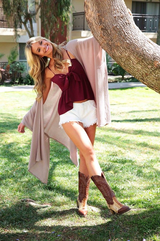 3 Totally Cute Stagecoach Music Festival Outfits- Dixon Apparel
