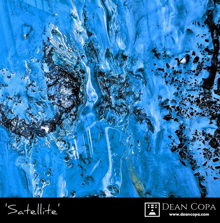 ''Satellite'' 2017 by Dean Copa.