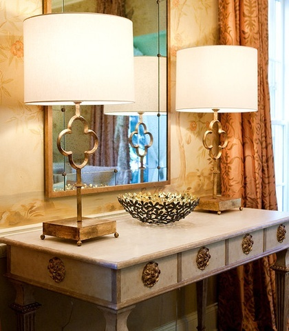 awesome lamps.: Awesome Lamps, Decor Ideas, Painting Furniture, Summerhouse Interiors, Interiors Design, Home Decor, Amateur Decor, Tables Lamps, Lights Ideas